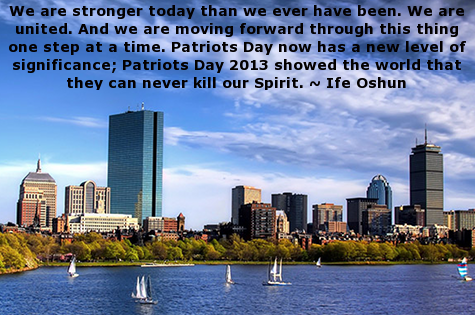 Boston Stands Strong